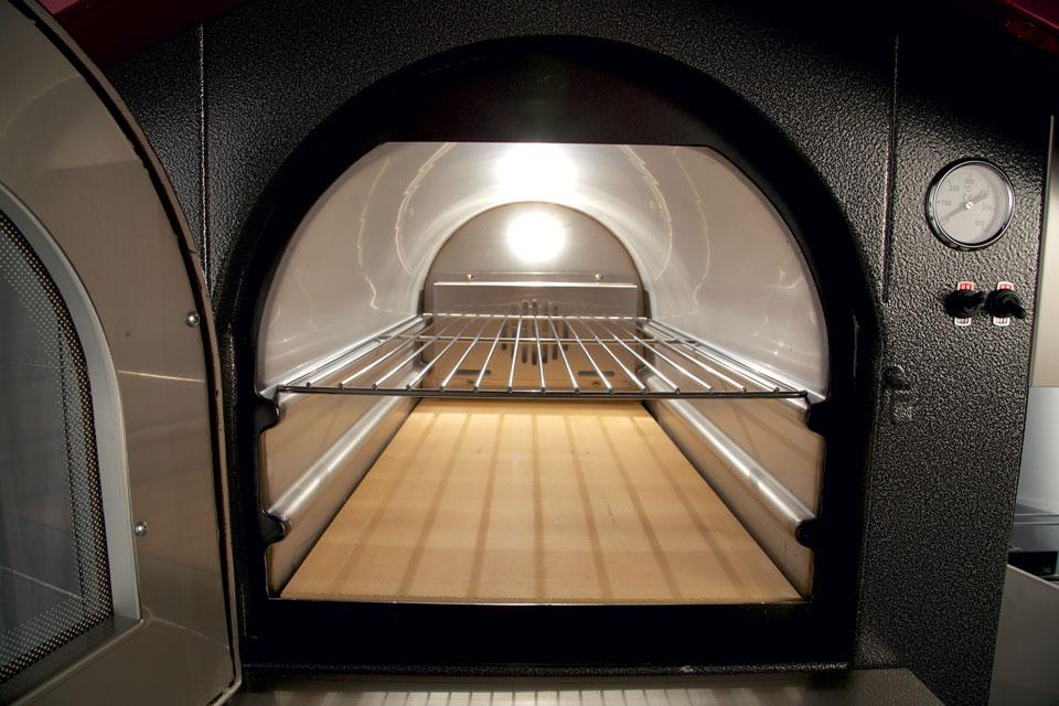 Forno a legna da esterno g100s gemignani macchine enologiche macchina enologica presse - Forno a legna interno ...