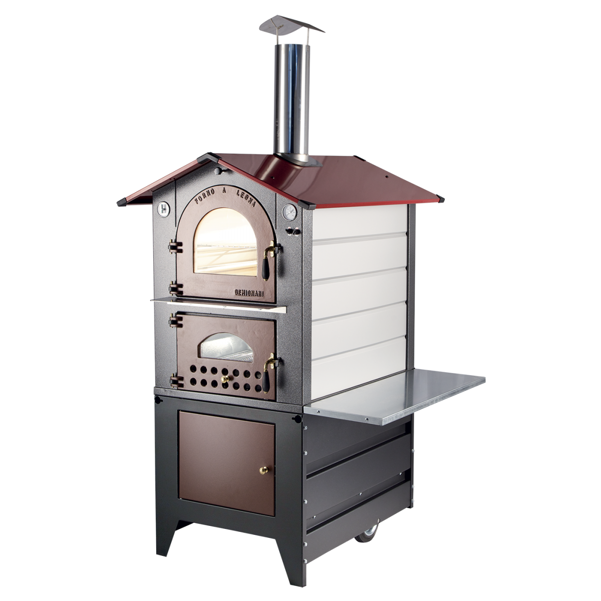 Wood Stove Outdoor Model G100S