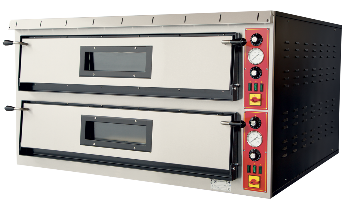 Electric ovens for pizzerias GEP 99