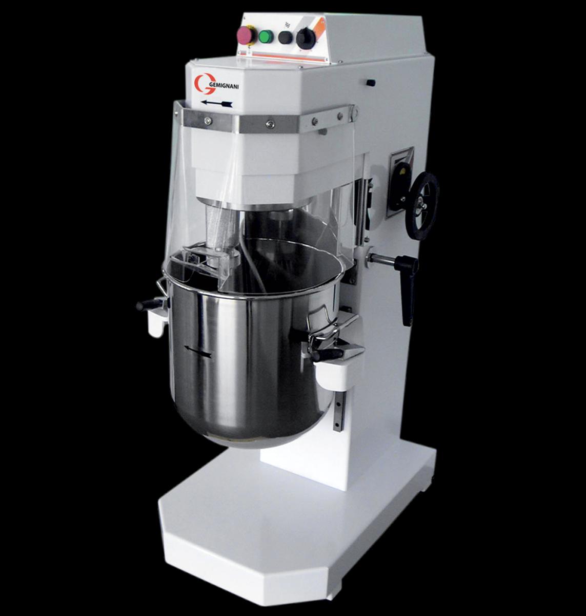 Planetary mixers GMP40